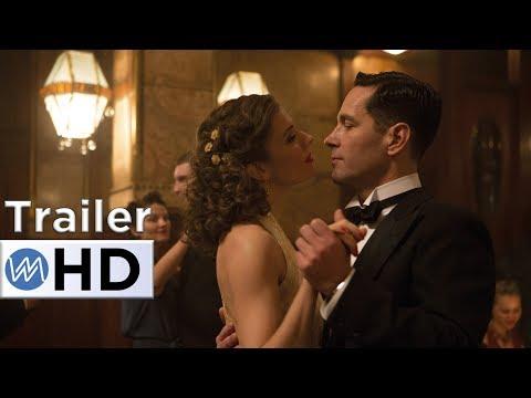 The Catcher Was A Spy Official Trailer Sweden (HD) - Paul Rudd