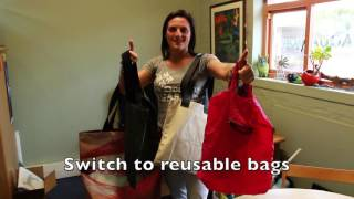 Hayley McLellan and Rethink the Bag