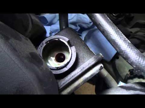 Mercedes Benz C280 Power Steering Flush