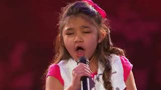 Angelica Hale - singing