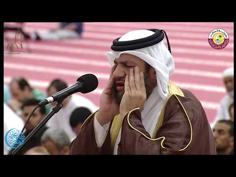 صلاة العشاء والتراويح بجامع الامام محمد بن عبد الوهاب يوم الأحد 2 رمضان 1438 هجريا