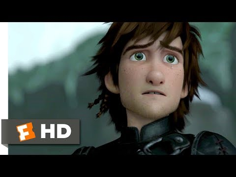 How to Train Your Dragon 2 (2014) - Goodbye, Father Scene (8/10) | Movieclips