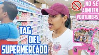 Tag del Supermercado !Nos corrieron del lugar!