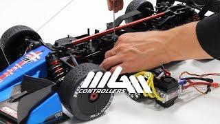 Arrma Limitless - ESC+MOTOR Combo INSTALLATION GUIDE