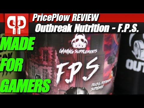 Outbreak Nutrition FPS Gaming Supplement REVIEW (Part 1)