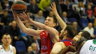 CSKA Moscou - Panathinaikos - Euroleague - vid�o