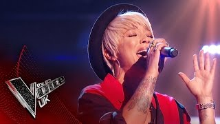 Tanya Lacey:  'All The Man That I Need': The Voice UK 2017