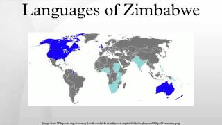 Zimbabwe has 16 official languages. English, Shona and Ndebele are the most widely spoken languages in the country. Approximately 70% of the population is ...