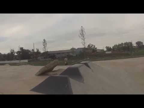 Gillette Skatepark RAW