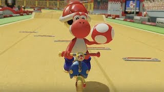 Gameplay for the 200cc Egg Cup with 3 Star Ranking in Mario Kart 8 Deluxe for Nintendo Switch. In this video I played as Red Yoshi.This cup includes the following courses:- GCN Yoshi Circuit- Excitebike Arena- Dragon Driftway- Mute CityPlaylist for Mario Kart 8 Deluxe gameplay videos: https://www.youtube.com/playlist?list=PLtA3RKX1_Yx2b1aGqpmDl4OL7k5TcNK4ASunny on Twitter: twitter.com/sunnycrappys