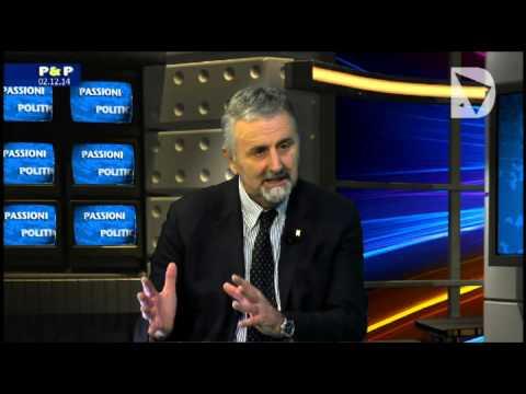 L'assessore regionale ai trasporti Vincenzo Ceccarelli ospite di Passione & Politica, a cura di Elisabetta Matini.