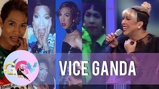 Vice Ganda laughs at his throwback photos | GGV