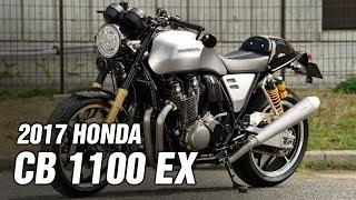 6. 2017 Honda CB1100EX Spec