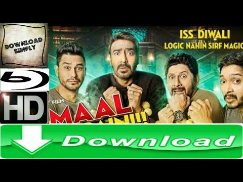 How to Download golmaal again full movie in HD Blu-Ray by   Download Simply