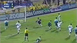 Gols da inesquecível decisão realizada no Estádio Palestra Itália, em São Paulo (SP), em 20 de dezembro. O vídeo mescla uma...