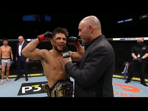 UFC 249: Henry Cejudo retires after defending bantamweight title