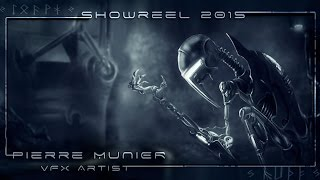 Pierre Munier's Showreel