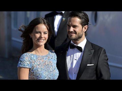 Σουηδία: Παντρεύεται ο πρίγκιπας Κάρολος Φίλιππος