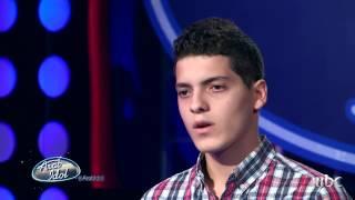 Arab Idol -تجارب الاداء - مصطفى عصام