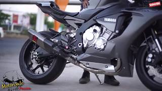 9. YaMaHa R1 2015 - 2016 & Beautiful R1 Sound + Ninja ZX10R, GSXR 1000, R6, R1 - 2009 -2014 Modell