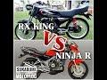 Ninja Vs Rx King Kejar Kejaran Dengan Sang Raja  Sukabumi Motovlog