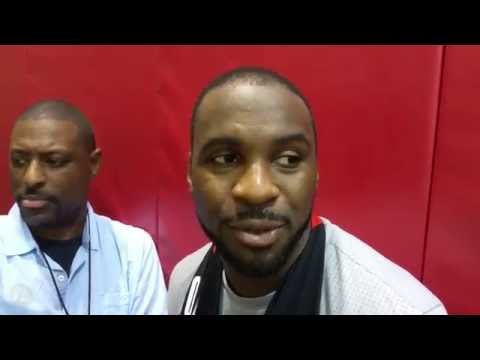 Ty Lawson on Harden's work ethic, Beverley's tenacity
