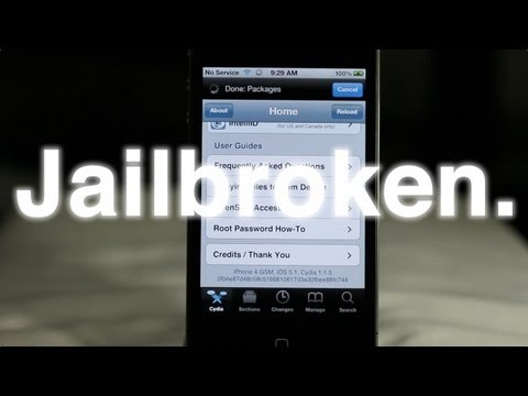 Jailbreak 5.1 - Retweet: http://clicktotweet.com/E38qR Name: How to jailbreak iOS 5.1 Description: This is for pre-A5 devices only. This will *not* work with the iPhone 4S, ...