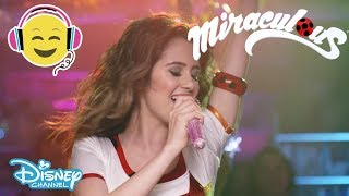 Miraculous Tales of Ladybug & Cat Noir | Theme Song: Laura Marano | Disney Channel UK