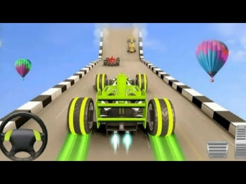 Formula Ramp Car Stunts 3D Game | Android GamePlay FHD - Free Games Download - Cars Games Download