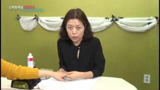 #9 네일아트 - 컬러 팁 젤 오버레이