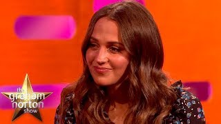 """Alicia Vikander: """"My Breasts Are Not As Pointy As The First Lara Croft"""" 