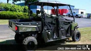 4. 2016 Polaris RANGER Crew 570-6 Sage Green  - Action Power...