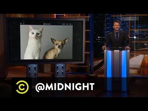Speed Debating - @midnight with Chris Hardwick