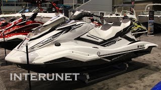2. 2019 Yamaha FX Cruiser high output watercraft