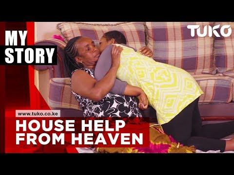 Kenyan House help from heaven | Tuko TV