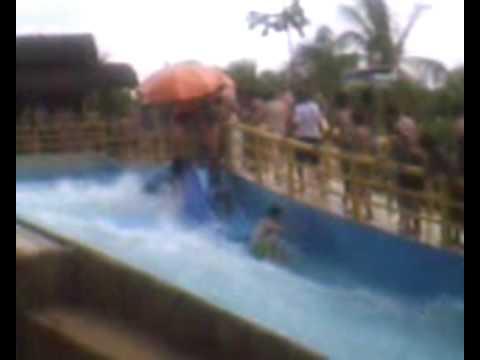 João/ Digão/ Camilo na piscina de surf em olimpia (thermas)