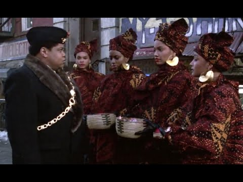 Coming to America (1988) - 'The King's Motorcade' scene