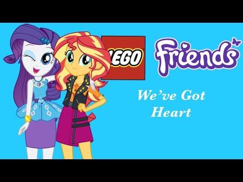 Lego Friends: We've Got Heart; PMV