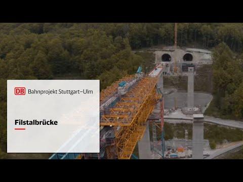 Filstalbrücke (Juni 2019)