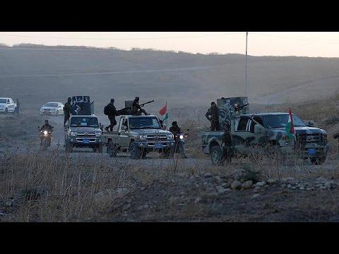 Ιράκ: Ξεκίνησε η μάχη ανακατάληψης της πόλης από τους τζιχαντιστές
