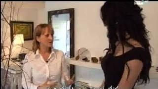 ملكة الجمال سماح غندور-تلفزيون دبي-حلقة لندن