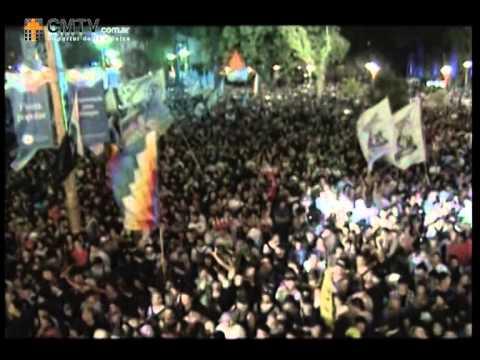 Horacio Guarany video Recital de paz - Vivo 2013