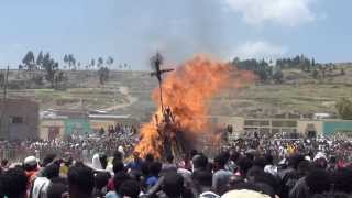 Meskel Holiday Celebration Ethiopia