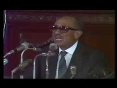 الخطاب الأخير للرئيس أنور السادات في مجلس الشعب كامل 11
