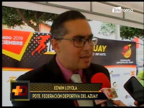 Fedeazuay presentó la competencia 10k y el festival atlético infantil