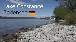 Constance Germany  City new picture : GERMANY: Lake Constance / Bodensee [HD]