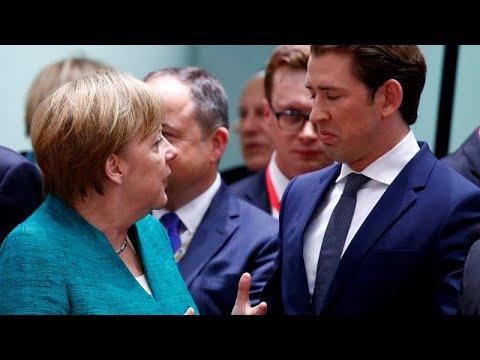 Αυστριακή Προεδρία: Στο επίκεντρο η μετανάστευση