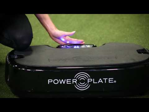 Power Plate training with Lisa Varga, Getting Started