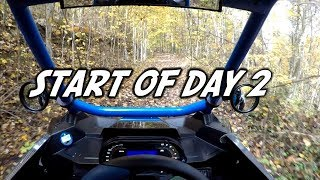 9. Tackett Creek 11/2018 Day 2 Part 1 (RS1 Seat Time)