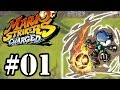 Let 39 s Play : Mario Strikers Charged Parte 1